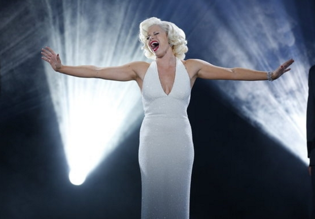 BWW Interview - Megan Hilty Talks BOMBSHELL, New Album & Baby on the Way!