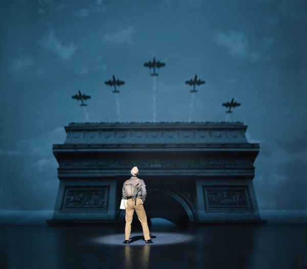 Photo Flash: Sneak Peek at AN AMERICAN IN PARIS, Coming to the Arsht Center This Winter