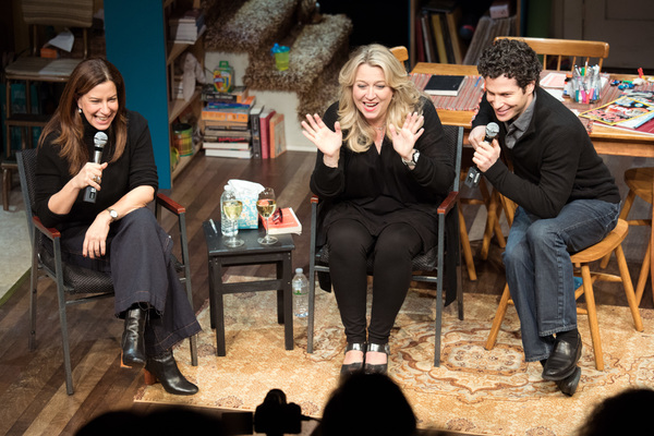 Deborah Needleman, Cheryl Strayed, and Thomas Kail