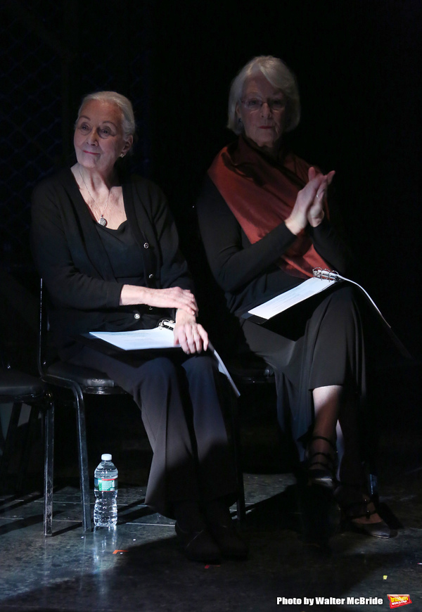 Rosemary Harris and Jane Alexander