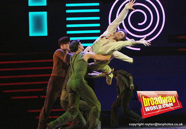 Photo Coverage: Eifman Ballet Presents the UK Premiere of 'Up & Down'