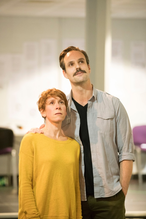 Anna-Jane Casey and Ben Lewis