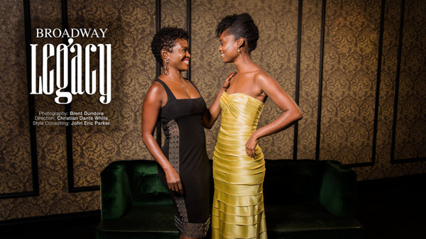 Lachanze & Denee Benton
