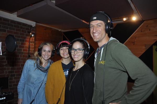 Ashley Elizabeth Hale, Jennifer Bowels, Wesley Faucher and Bryce Ryness