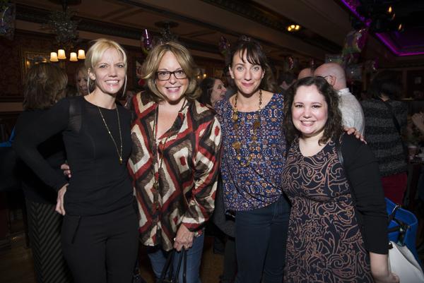 Jenny Foote, Gina Ferrel, Laura Shoop, Holly Nissen