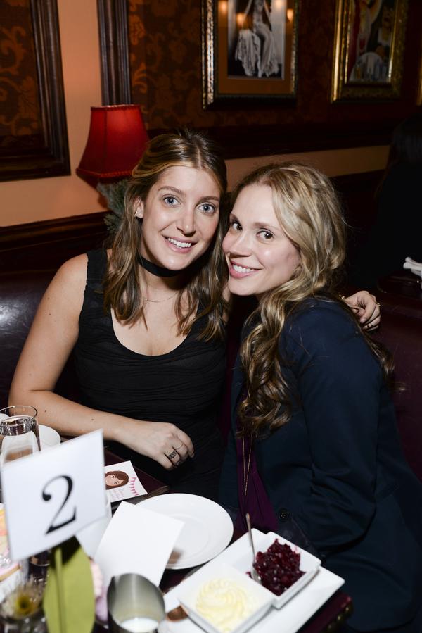 Chelsea Nachman and Jessica Rush