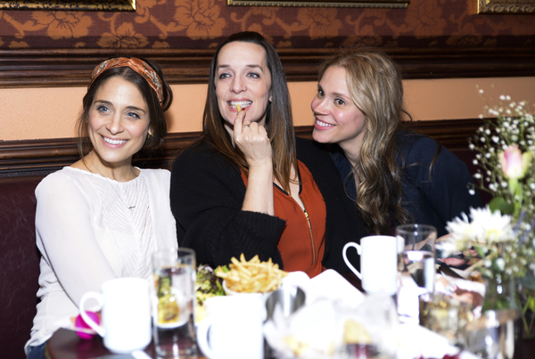 Elena Shaddow, Julia Murney, Jessica Rush