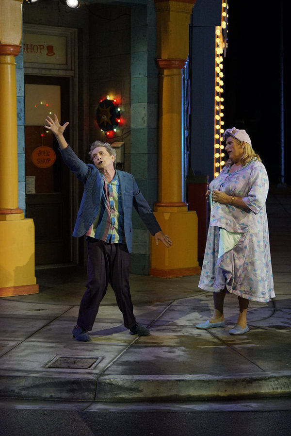 Martin Short, Harvey Fierstein