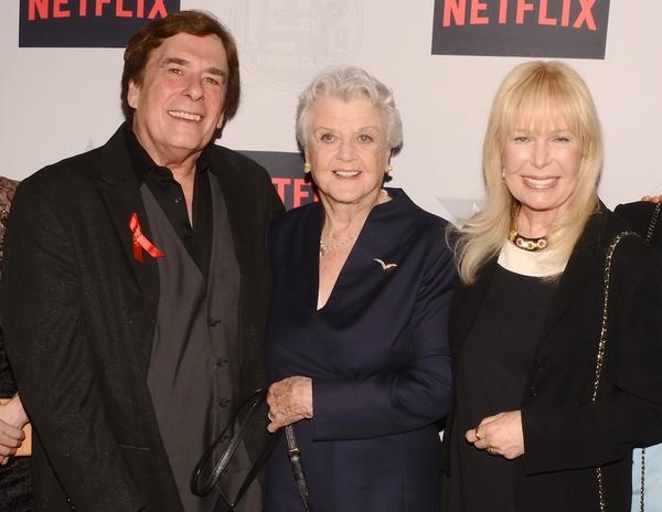 David Michaels, Angela Lansbury and Loretta Swit