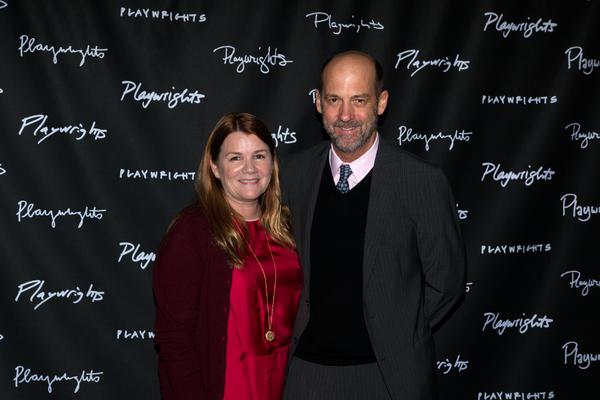 Photo Flash: RANCHO VIEJO Celebrates Opening Night at Playwrights Horizons