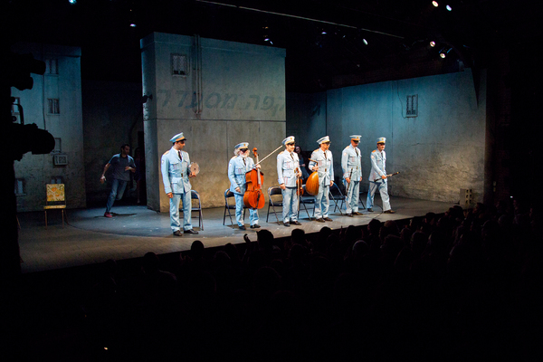 Photo Coverage: Atlantic Theater Company's THE BAND'S VISIT Celebrates Opening Night