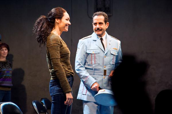 Katrina Lenk, Tony Shalhoub