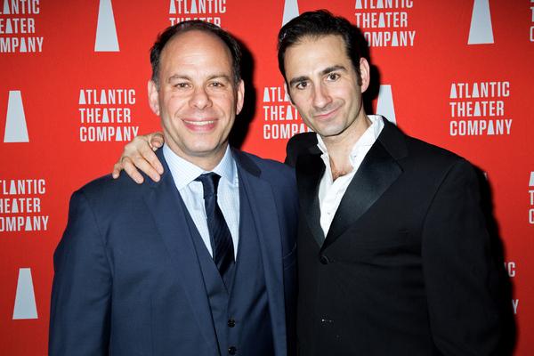 Andrew Polk, Erik Lieberman