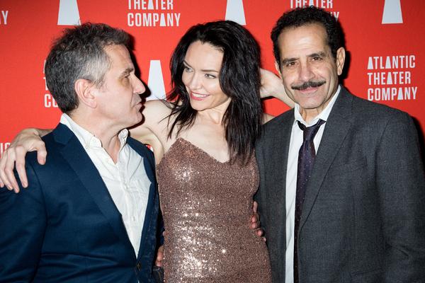 David Cromer, Katrina Lenk, Tony Shalhoub