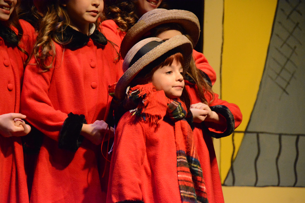 Photo Coverage: MADELINE'S CHRISTMAS Gets New York Premiere at The Lion Theatre