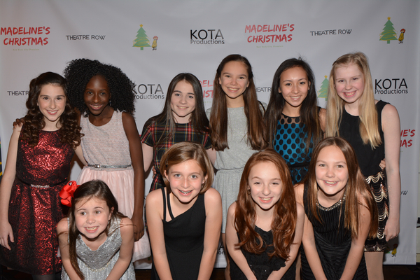 Samantha Rascio, Kayla Lavilette, Elizabeth Bigham, Erin Haggerty, Charlotte Wesson,  Photo