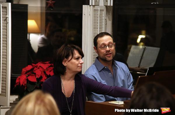Beth Leavel and Matthew Sklar