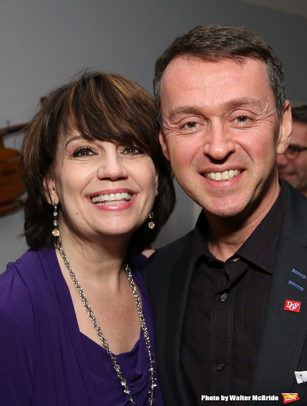 Beth Leavel and Andrew Lippa