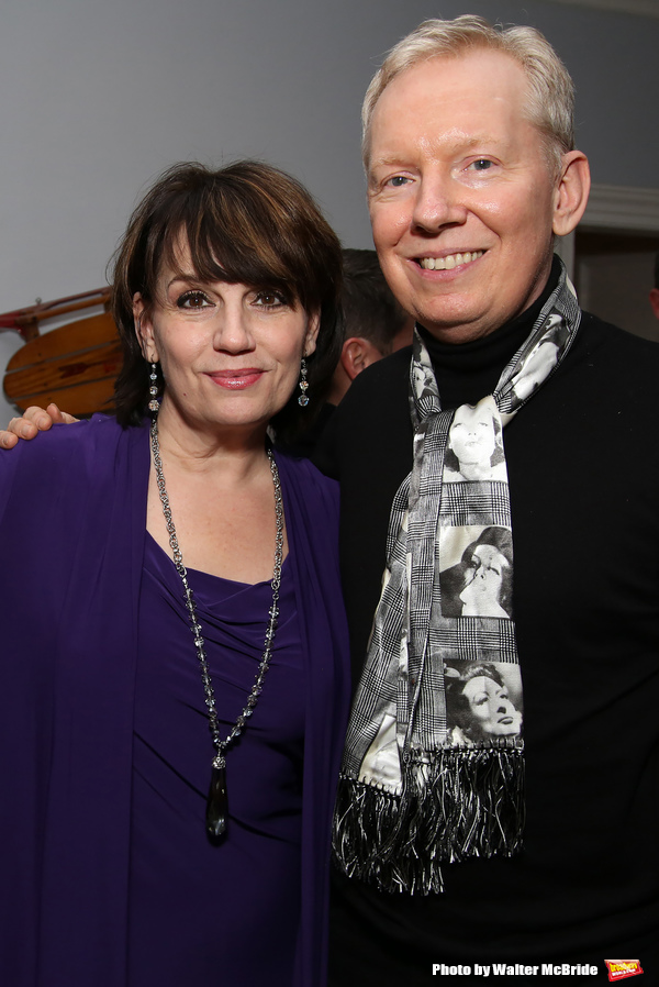 Beth Leavel and John Epperson