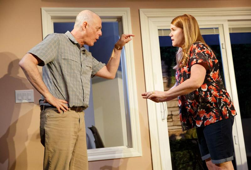 BWW Review: Mark Blum and Mare Winningham Encounter SoCal Suburbia in RANCHO VIEJO