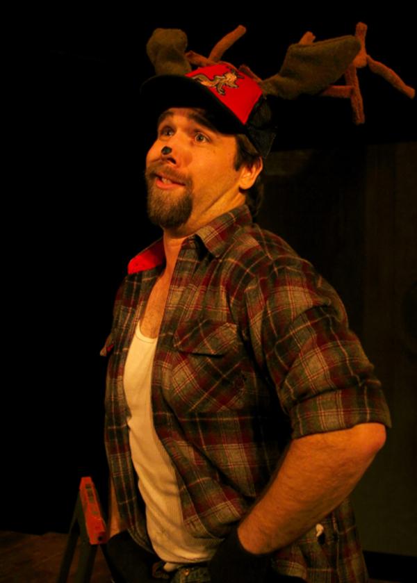 Casey Long as Dasher