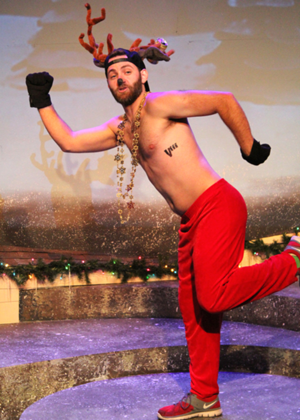 Photo Flash: First Look at THE EIGHT: REINDEER MONOLOGUES at Chance Theater