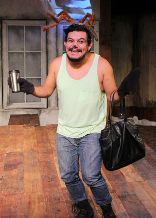 Miguel Cardenas as Cupid Photo