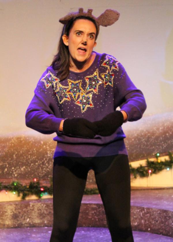 Kelly Ehlert as Dancer