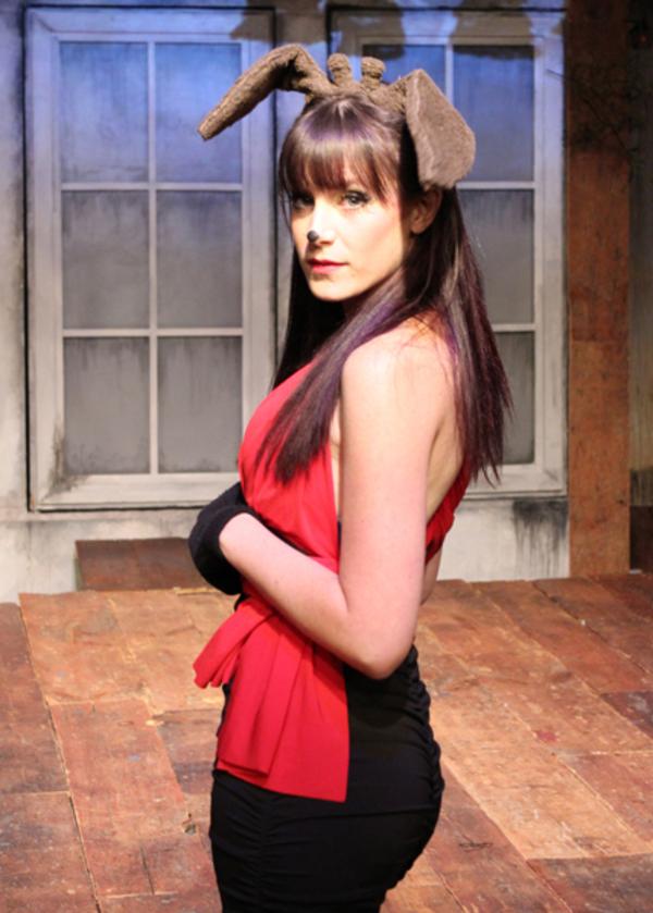 Camryn Zelinger as Vixen Photo