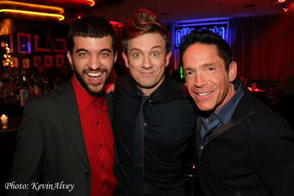 James AndrezejRushin, Tom Lenk, and Dave Koz
