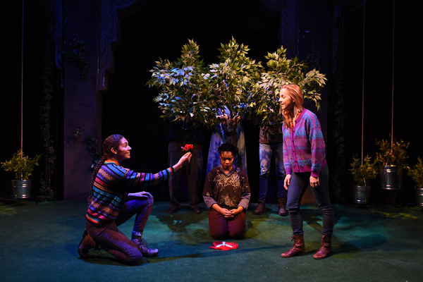 Photo Flash: First Look at Quintessence Theatre Group's WILDE TALES