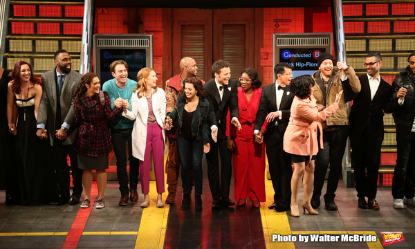 Gerianne Perez, James Snyder, Erin Mackay, Chesney Snow, Margot Seibert, Justin Guarini, Moya Angela, Telly Leung, Mariand Torres, David Abeles