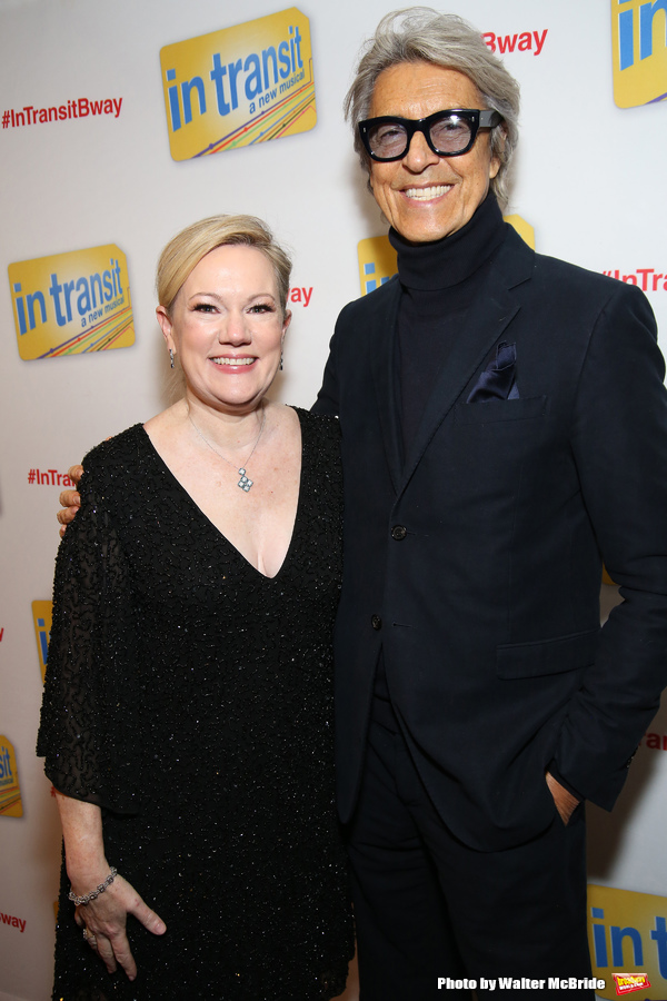 Kathleen Marshall and Tommy Tune