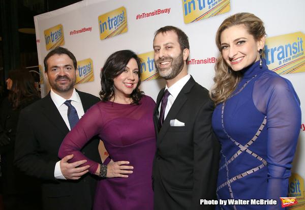 James-Allen Ford, Kristen Anderson-Lopez, Russ Kaplan and Sara Wordsworth