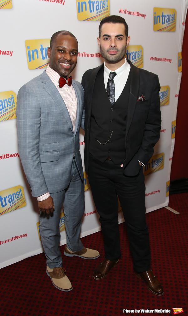 Arbender Robinson and Adam Bashian