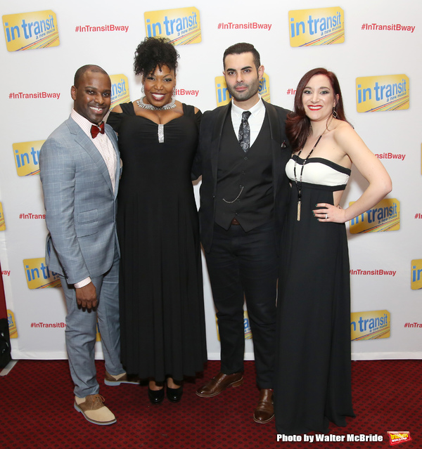 Arbender Robinson, Aurelia Williams, Adam Bashian and Laurel Harris