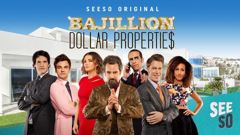 BAJILLION DOLLAR PROPERTIES Renewed for Seasons Two More Seasons on Seeso