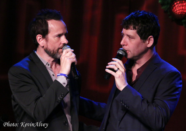 Michael Duff and James Barbour Photo