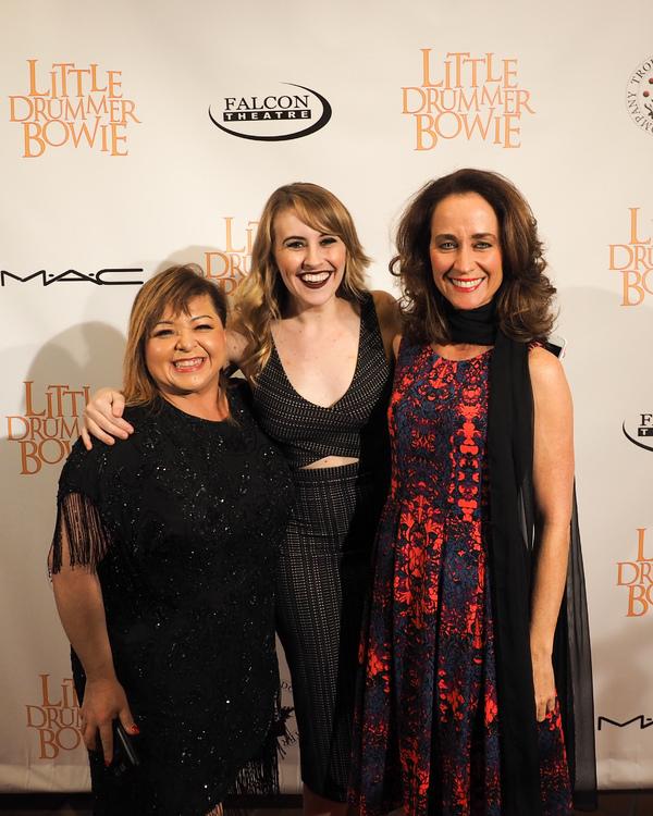 Lisa Valenzuela, Katie DeShan, and Beth Kennedy