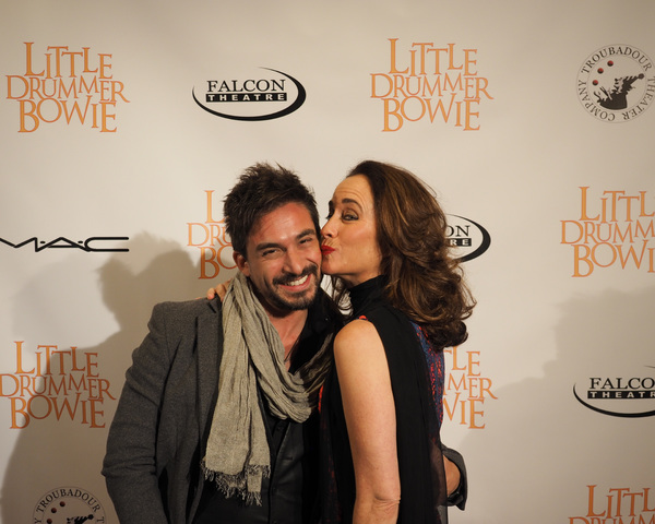 Riccardo Berdini and Beth Kennedy