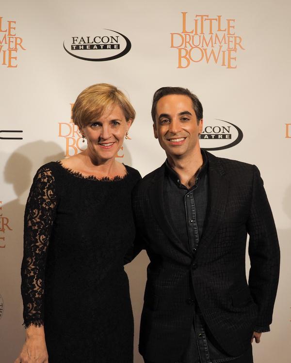 Kathleen Marshall LaGambina and Joseph Leo Bwarie Photo