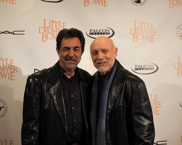 Hector Elizondo and Joe Mantegna