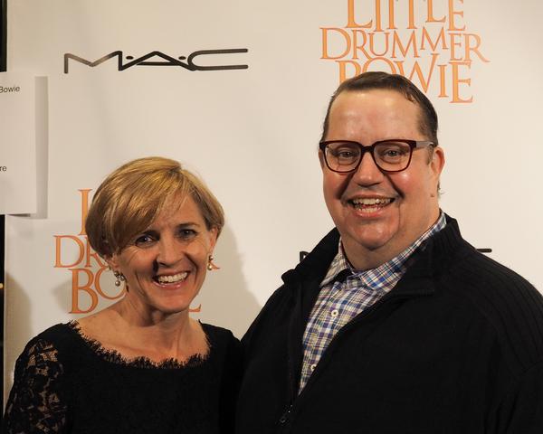 Kathleen Marshall LaGambina and Paul Vogt Photo