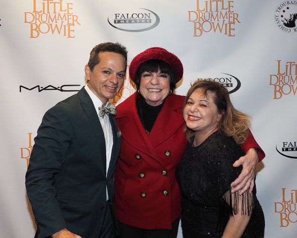 Rick Batalla, Joanne Worley, and Lisa Valenzuela