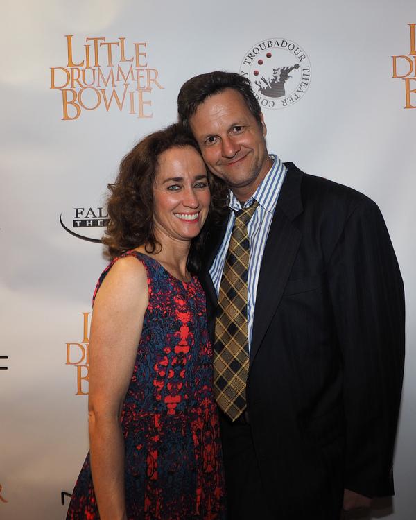 Beth Kennedy and Eddy Will