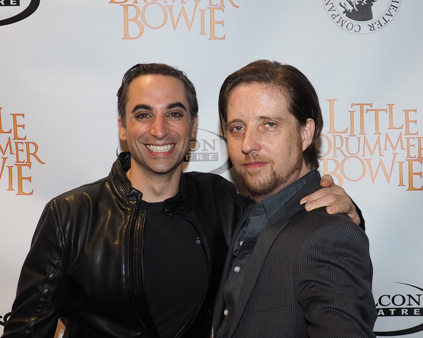 Joseph Leo Bwarie and Music  Eric Heinly Photo