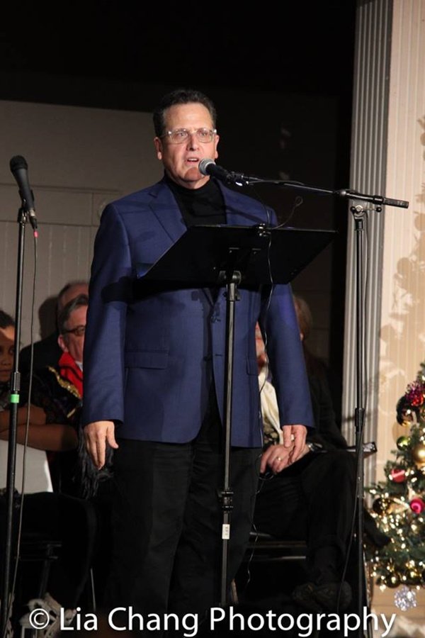 Director Elliott Forrest