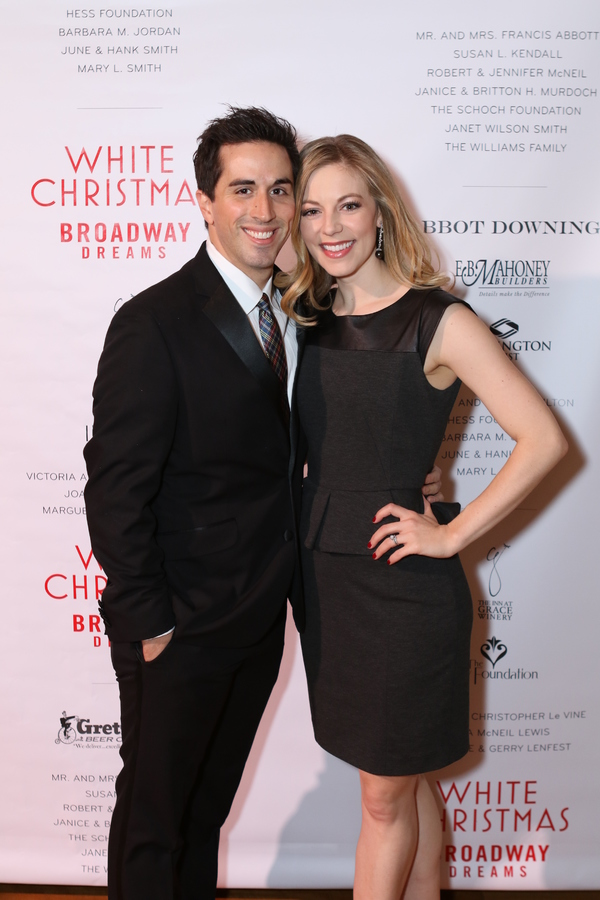 Matthew and Kirsten Scott