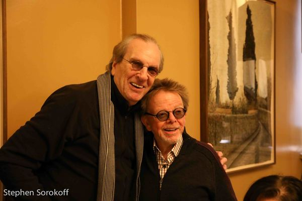 Danny Aiello & Paul Williams
