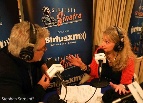 Photo Coverage: Frank Sinatra's 101st Birthday Celebrated With Steve Tyrell on SIRIUS Radio